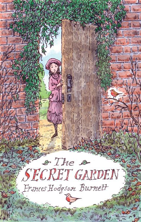 secret garden alma books