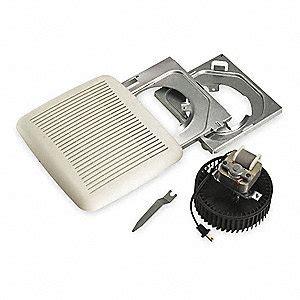 broan 690 bathroom fan upgrade kit broan bath fan upgrade kit 1cva5 690 grainger