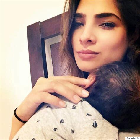 ver fotos del bebe de alejandra espinosa alejandra espinoza habla de la felicidad de ser mam 225 y el