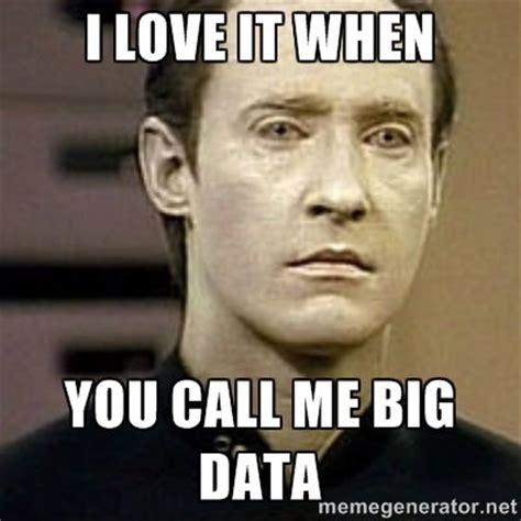 Data Trek Meme