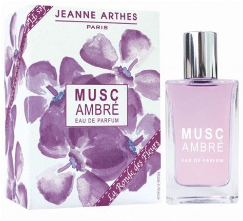 La Ronde Jeanne Arthes jeanne arthes la ronde des fleurs musc ambr 233