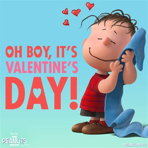 s day summary the peanuts celebrate valentine s day with the