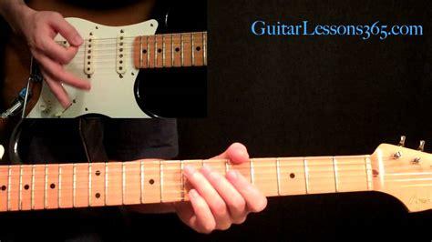 guitar tutorial enter sandman metallica enter sandman guitar lesson pt 2 verse