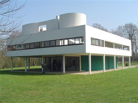 Villa Savoye Floor Plan by Legennings Architecture The Villa Savoye Le Corbusier