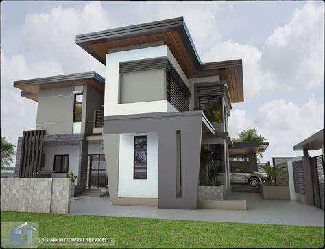 two storey residential house design orani bataan 2 storey residential house home design