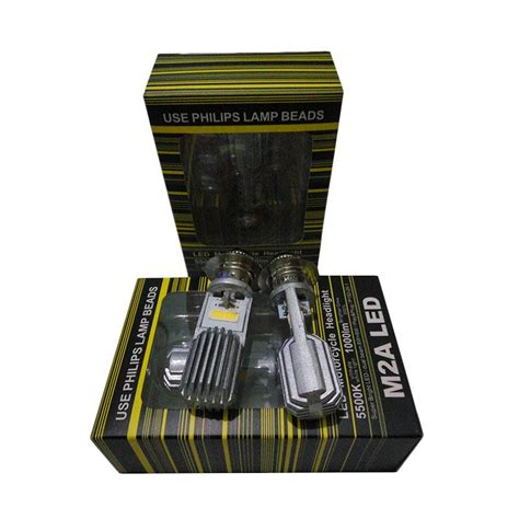Lu Led Philips Untuk Motor jual philips h6 pnp hi lo lu led motor for honda vario