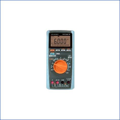 Multimeter Yokogawa yokogawa ty710 multimeter conchgroup
