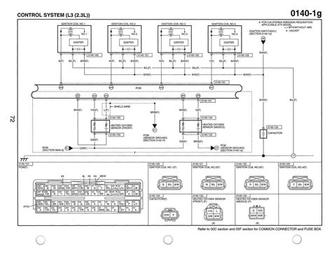 mazda 6 wiring diagram downloads mazda b3000 wiring