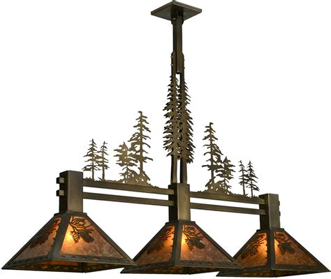 Antique Island Lighting Meyda 152025 Country Antique Copper Mica Island Light Fixture Mey 152025