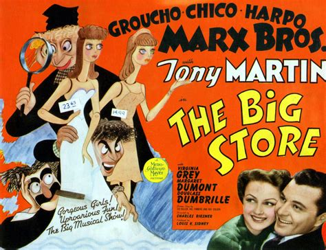 watch the big store 1941 full movie official trailer the big store 1941 the marx brothers