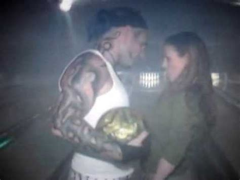 jeff hardy and beth britt to vanilla twilight by quot owl city