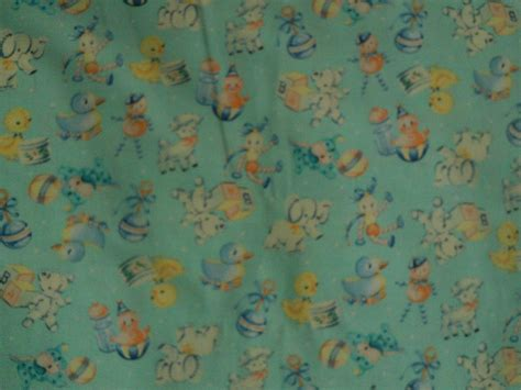 Reproduction Quilt Fabric by Childrens 1930s Reproduction Quilt Fabric Vintage Toys On