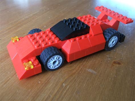 Lego Car how to make a lego sports car www pixshark images galleries with a bite