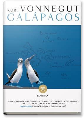 libro galpagos galapagos kurt vonnegut 42 recensioni bompiani paperback italiano anobii