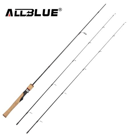 fishing rod table l allblue viking spinning rod ul l 2 tips 1 68m ultralight 1
