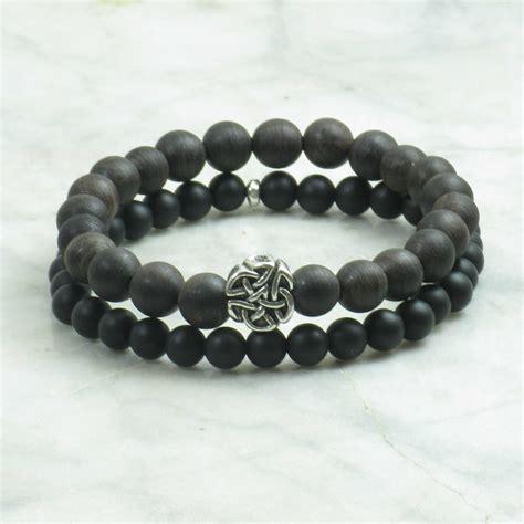 Sakya Bracelets for Men   agarwood mala beads, mala bracelets