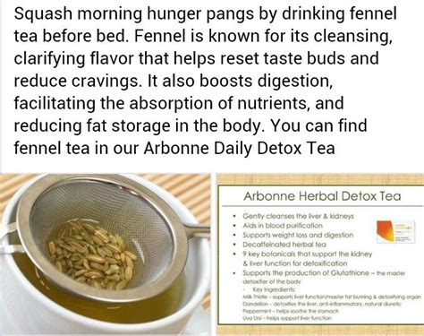 Arbonne Figure 8 Daily Detox Tea by Arbonne Weight Loss Program Diet