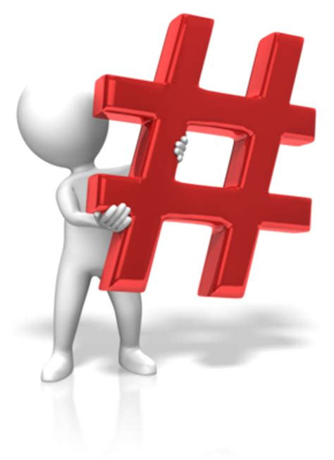 figure hashtags all posts
