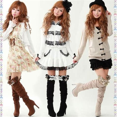 Japanese Style Wardrobe by Kawaii Clothes Pretty Cloth Things