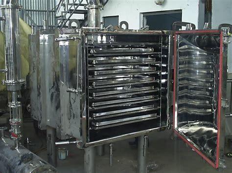 Vaccum Dryer pharmabasix vacuum tray dryer