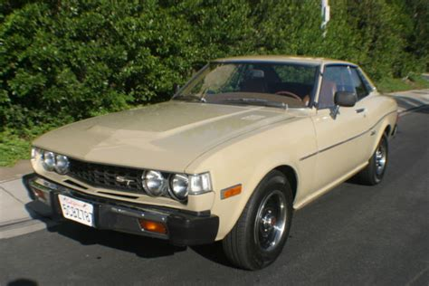 1976 toyota celica st 1976 toyota celica st 2 door coupe for sale in rancho cucamonga california united states