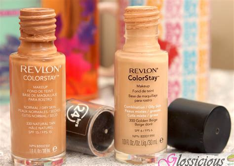 Makeup Revlon revlon colorstay makeup softflex bination skin