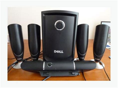 dell home theatre speaker system city