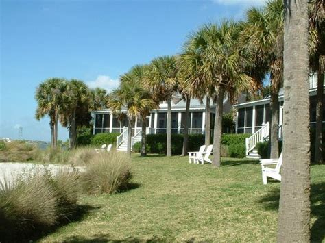 Cottages Charleston Harbor by Walkway To Cottages Picture Of The Cottages On