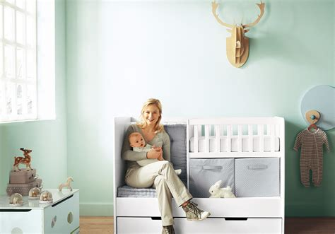 Ideas For Decorating A Nursery Cool Baby Nursery Design Ideas Home Design