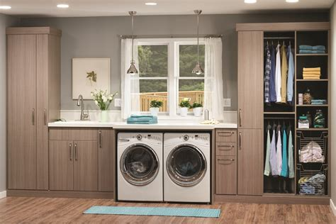 Custom Laundry And Utility Rooms Portland Closet Company Utility Cabinets Laundry Room