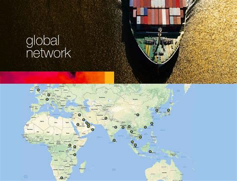 emirates shipping line global network emirates shipping line