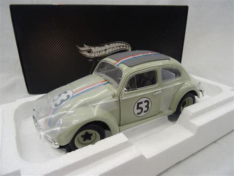 Wheels Elite 1 18 Scale Herbie From Herbie Goes To Monte Carlo V hotwheels elite scale 1 18 disney herbie the bug