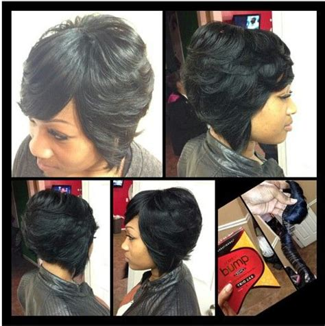 bump sew in weave styles sew in bob cute hairstyle pinterest bobs hair and
