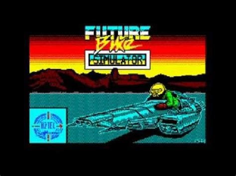 gaming yethboth plays future bike simulator zx spectrum