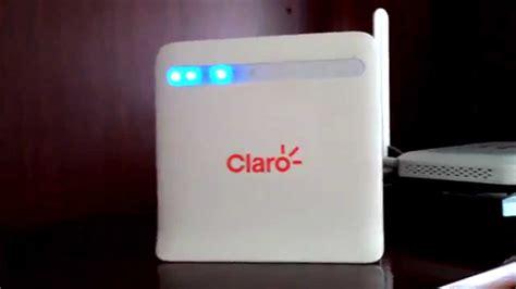 Modem Claro modem roteador zte mf 253l