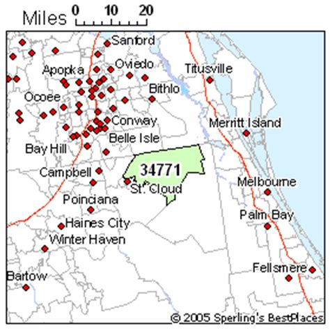 map of st cloud florida best place to live in cloud zip 34771 florida