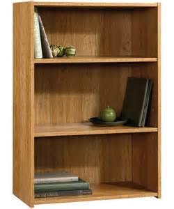 sauder oak bookcase sauder beginnings 3 shelf bookcase highland oak