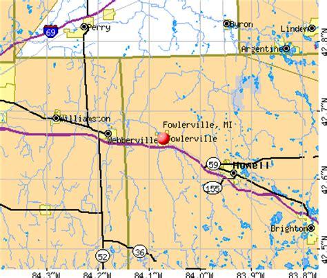 Garden City Ga Zip Code by Fowlerville Michigan Zip Code Yahoo Us Local