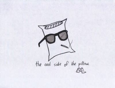 The Cool Side Of The Pillow by Muse And Me Ode To The Cool Side Of The Pillow