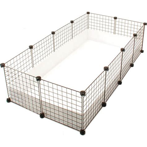 coroplast guinea pig cage bing images