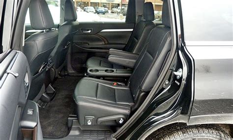 Toyota Highlander With Captain Seats 2014 Toyota Highlander Pros And Cons At Truedelta 2014