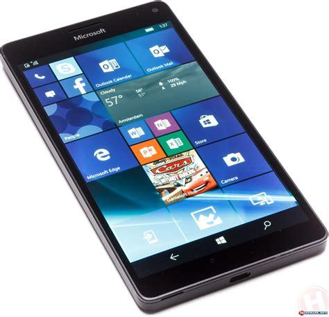 Lumia 950 Xl Foto microsoft lumia 950 xl black foto s computer totaal