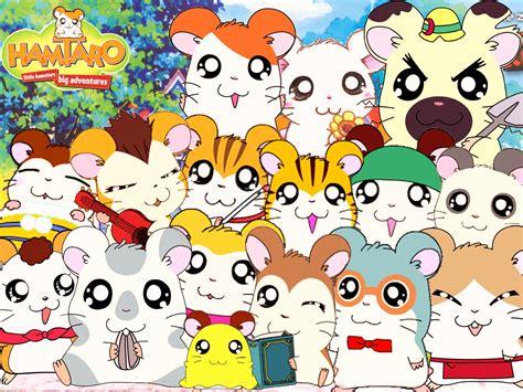 kouture hamtaro friends adorable forgotten