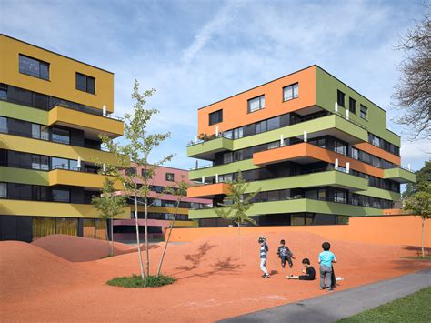 housing development gallery of affoltern housing development em2n 1