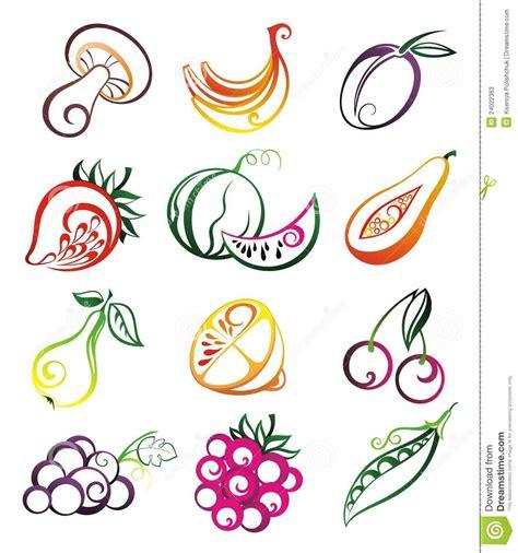 c fruit plano conjunto vector de frutas frescas de veh 237 culos y de