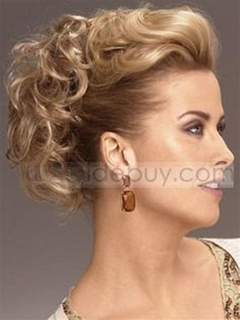 mother of the bride hairstyles partial updo mother of the bride hair