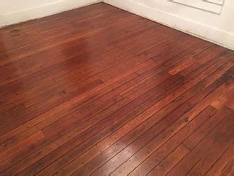 refinishing  heart pine floors  stairs historic springfield