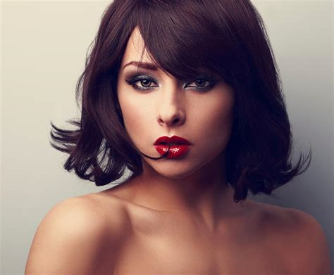 bob cuts fir diamond face attractive and riveting hairstyles for diamond shaped faces