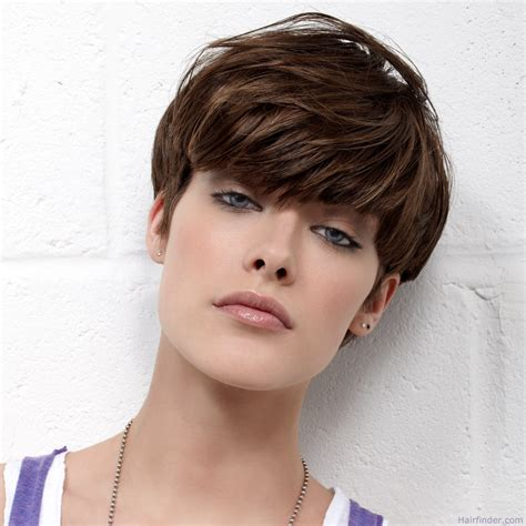 short hair on top long on the bottom hairstyles short mushroom haircut with super short graduated sides