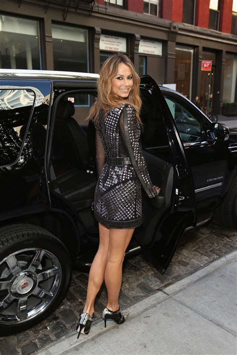 list of celebrities in new cadillac commercials stacy keibler 2013 met gala 03 gotceleb